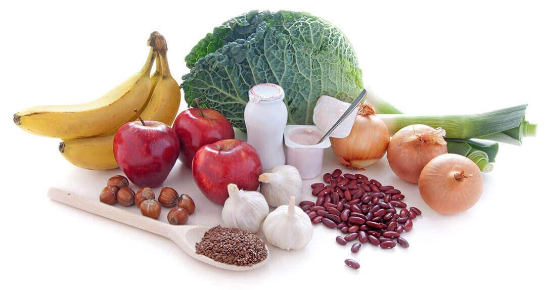 Alimentos probióticos y prebióticos en Alicante