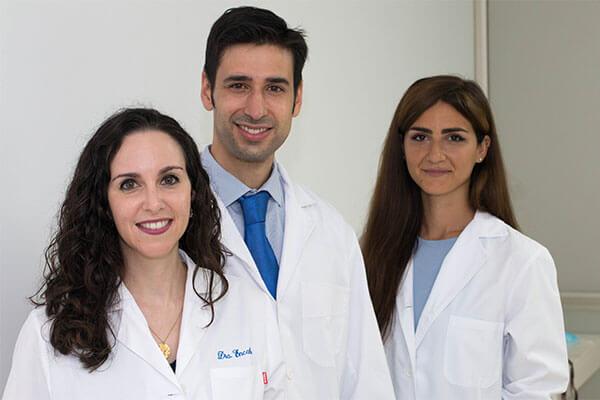 equipo médico belaneve