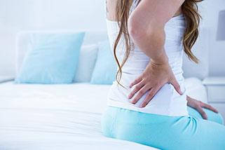 Dorsalgia o dolor espalda en Alicante