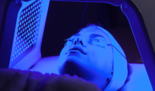 Terapia fotodinámica Alicante