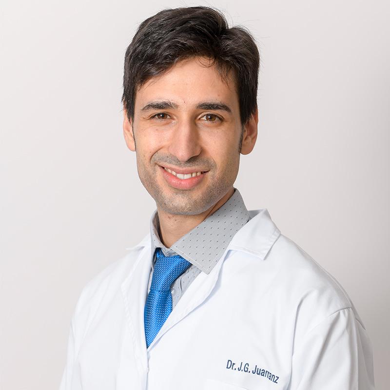 Jorge García Juarranz - Cirujano plástico
