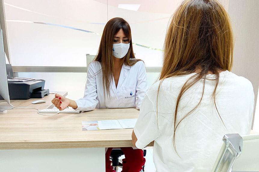Consulta de nutrición y seguimiento en Alicante