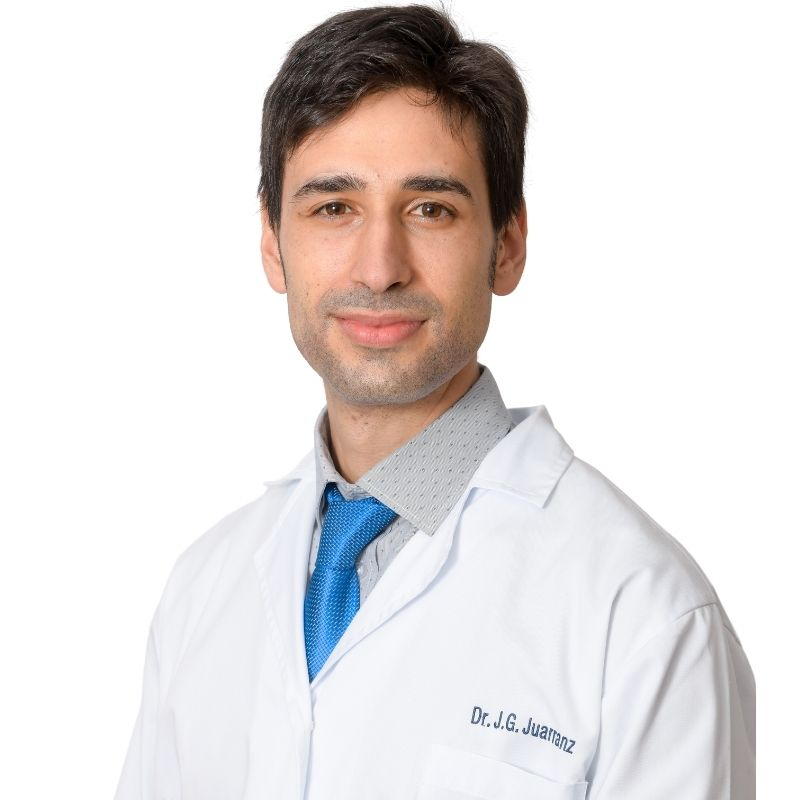 Dr. Jorge García Juarranz - Cirujano plástico